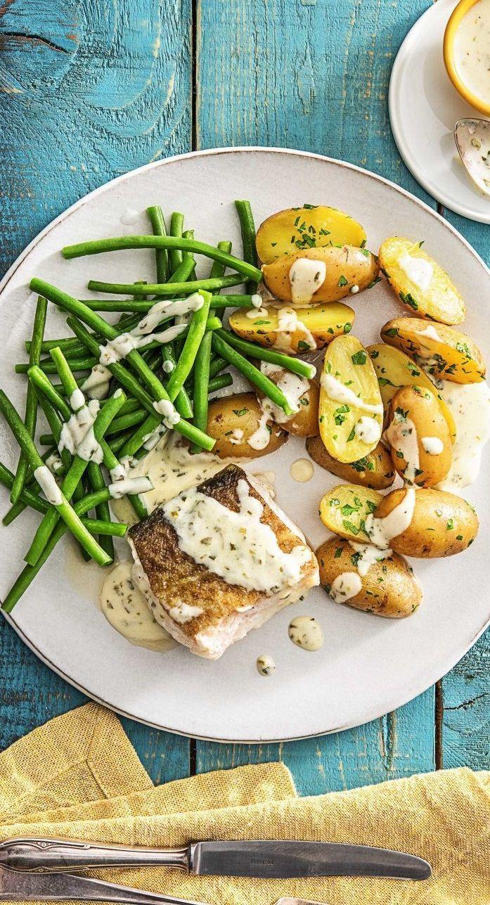 Photo of Classic: Fried Cod Recipe   HelloFresh