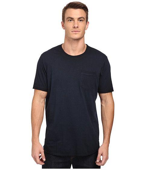 fd7b6a6043de CONVERSE Black Wash Baseball Hem Short Sleeve Tee.  converse  cloth  shirts