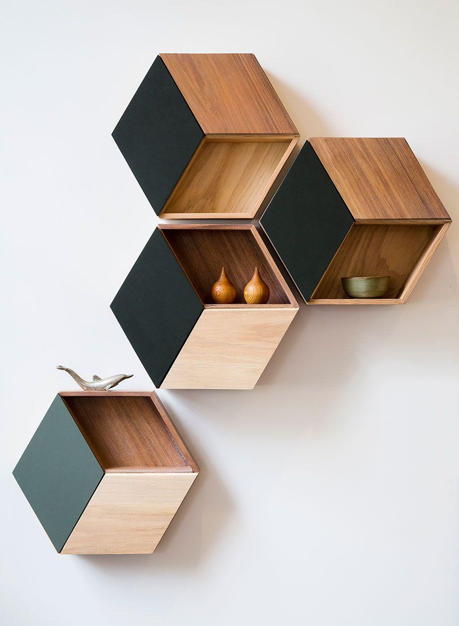 Cubishblackwoodandoak ideas in furniture design