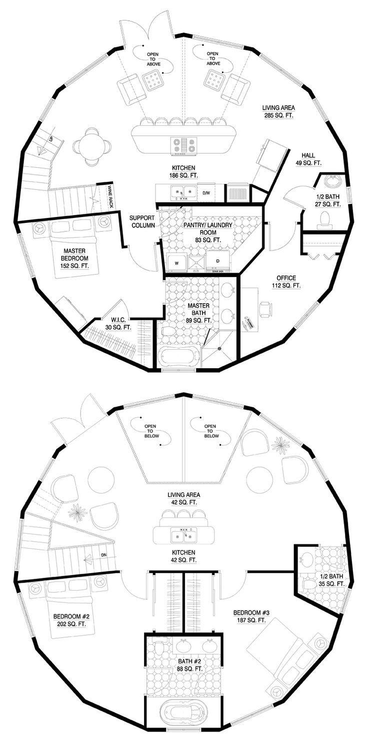 Cob house nook more cob house plans