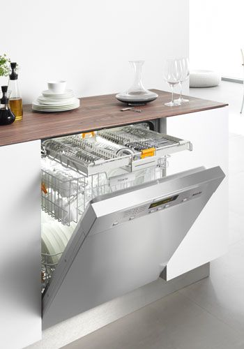 The Dishwasher Steve Jobs Chose For His Home As The Best Miele Dishwasher Miele Dishwasher