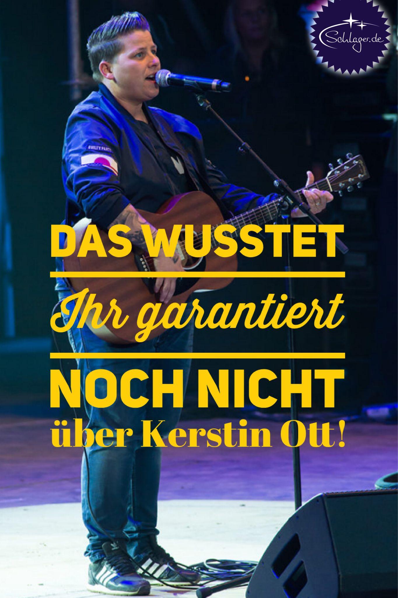 Das Habt Ihr Garantiert Noch Nicht Von Kerstin Ott Gewusst In 2020 Kerstin Ott Kerstin Let S Dance