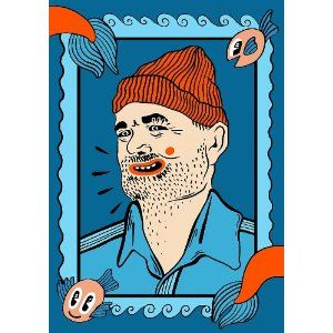 Thrill Murray (coloring book) Bill Murray coloring book ...