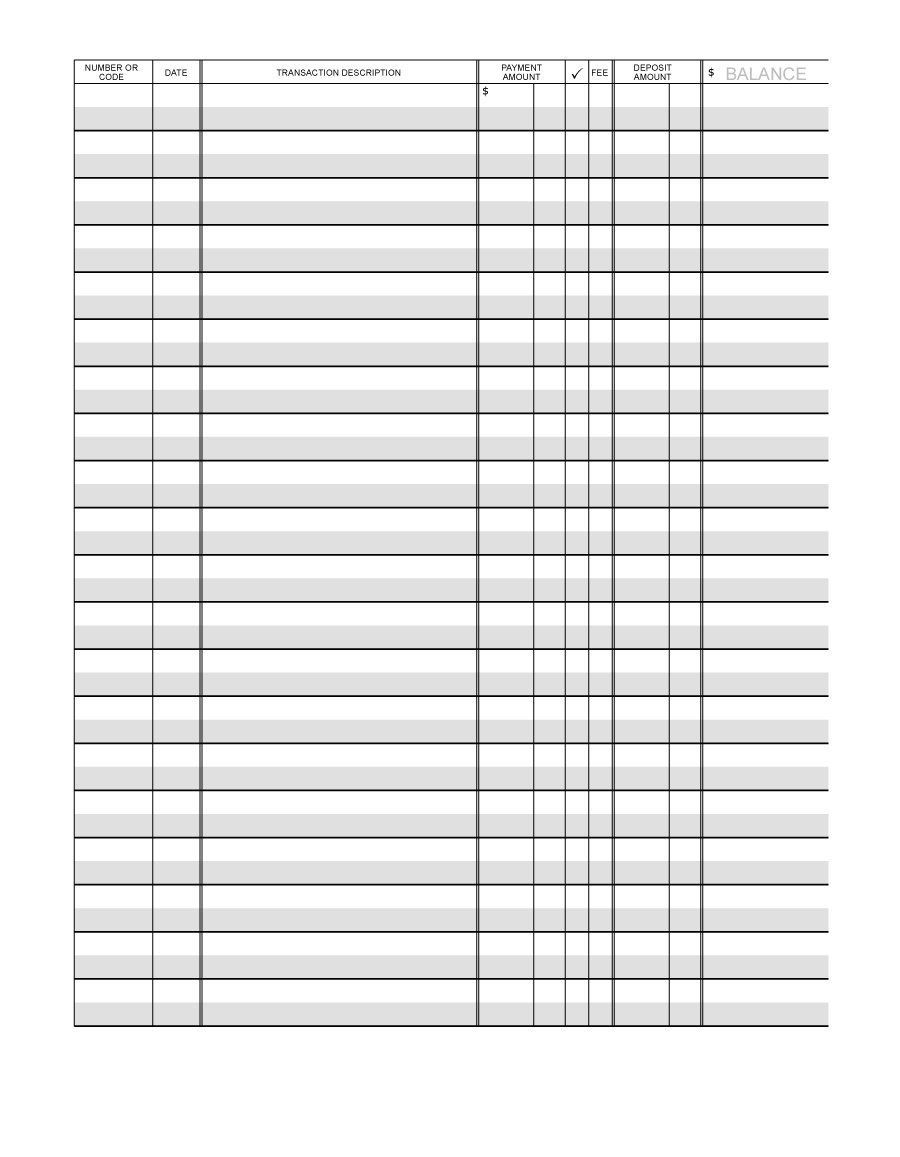Pin Di Excel Template