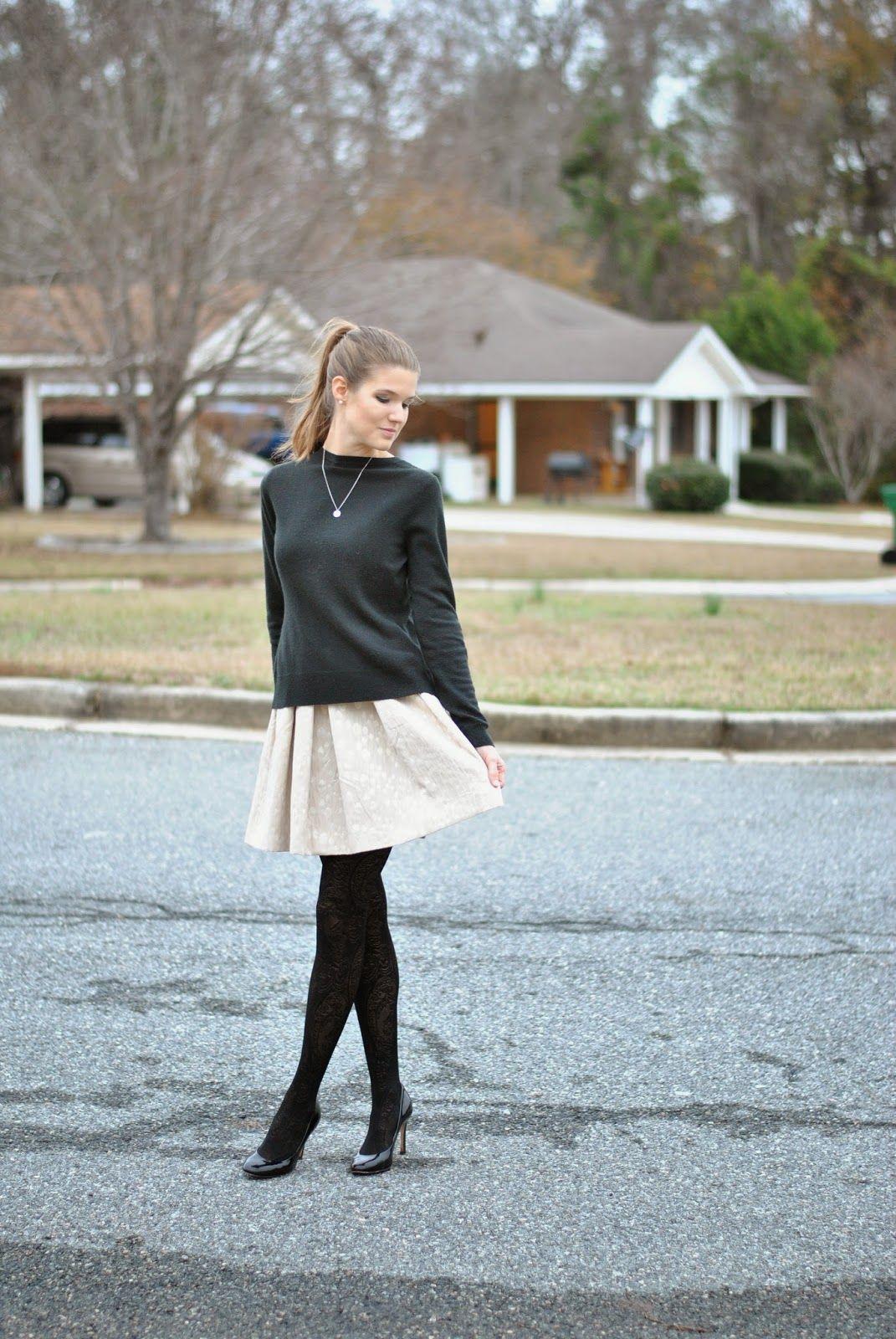 Fashionably, Ashleigh: New Year's Sparkle