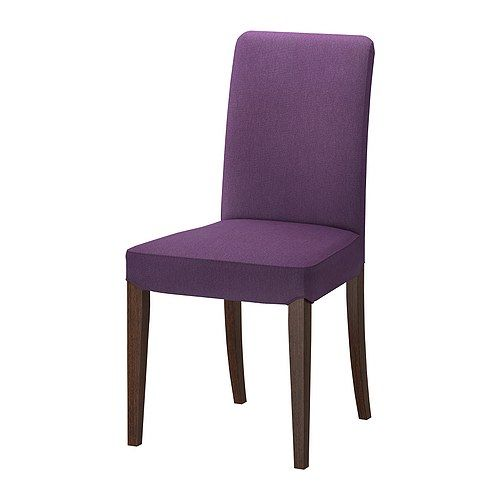Here S The Purple Chair Henriksdal Chair Dansbo Lilac
