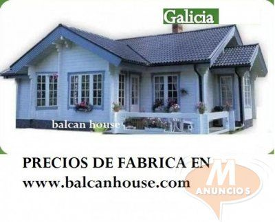 Casas De Madera Chalet De Madera Casas De Madera Prefabricadas