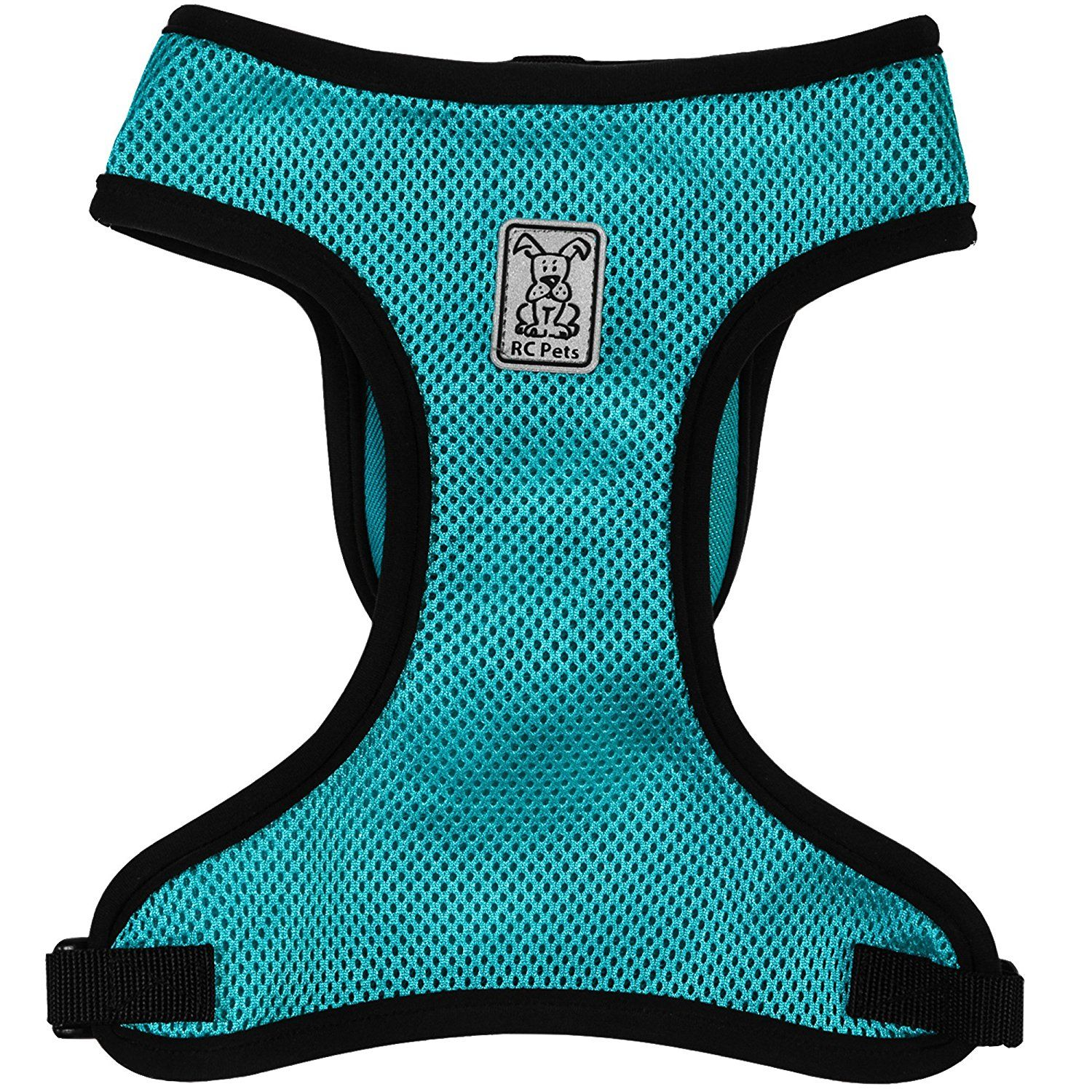 Rc Pet Products Cirque Teal Dog Harness Medium More Info Could Be Found At The Image Url This Is An Affiliate Link And I Receive Dog Harness Pets Harness
