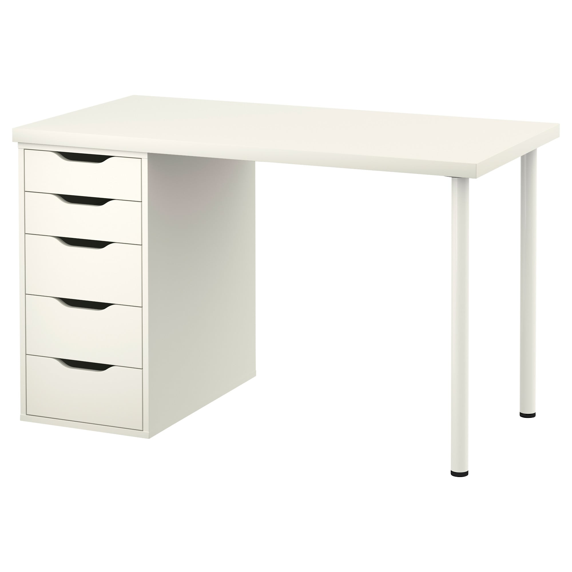 Ikea Table Linnmon Alex Table White In 2019 D R E A M R O O M Ikea