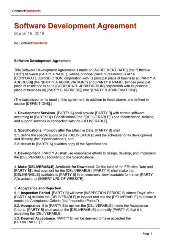 Software work for hire agreement template work for hire agreement software work for hire agreement template maxwellsz