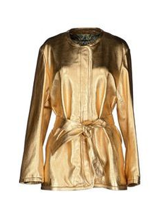 BARBARA BUI Leather outerwear - on #sale 60% off @ #Yoox.com  #BarbaraBui