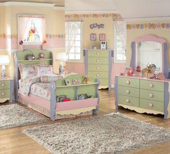 Bedroom Set By Ashley Furniture Girls Bedroom Sets Childrens