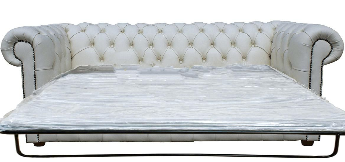 White Leather Chesterfield Sofa White Leather Chesterfield Sofa Sofa Bed Chesterfield Sofa Bed