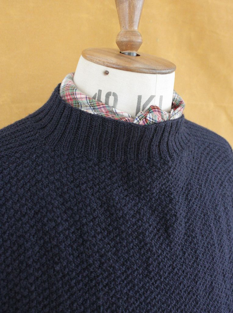 Gansey Scarborough - Navy Large | Pinterest | Stricken häkeln ...