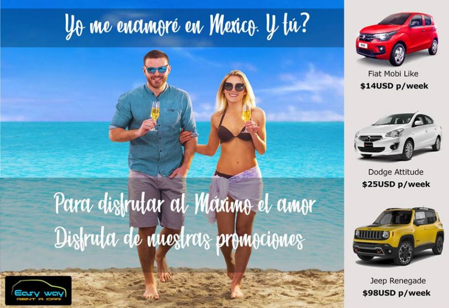 Car rentals in cancun airport mexico