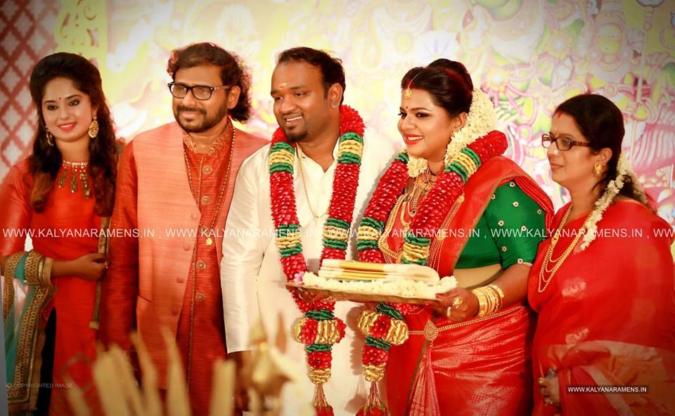 Ramesh Narayan Daughter Wedding