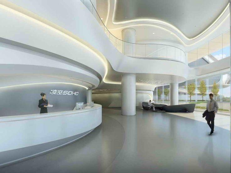 (notitle) public key Zaha hadid architektur, Architekt