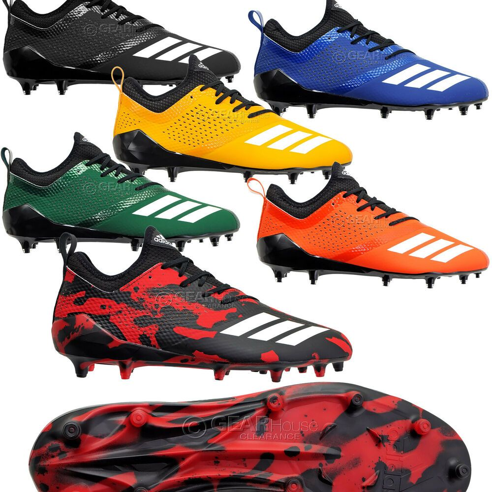 New adidas adizero 5star 70 low mens football cleats
