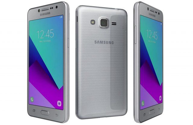 Samsung Galaxy J2 Prime Silver 3d Model Max C4d Obj 3ds Fbx Lwo Stl 3dexport Com By Jokerld Samsung Galaxy Samsung Samsung Phone