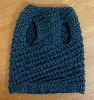 Crazy knitting projects - The cat jumper   Knitting ...