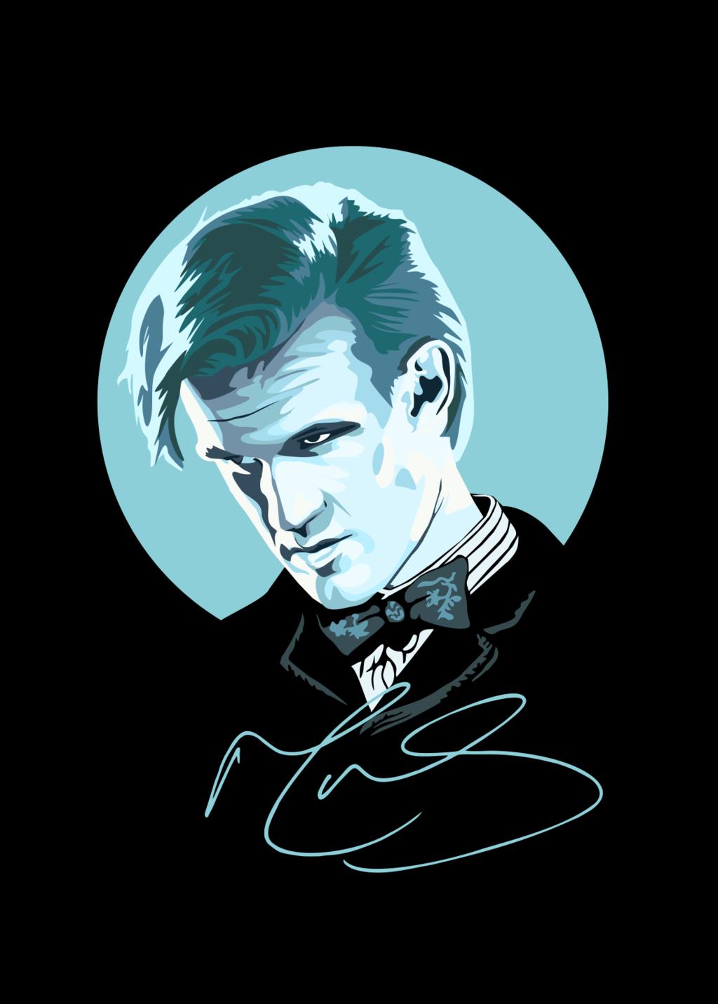 The Eleventh Doctor by ZacharyFeore.deviantart.com on @deviantART