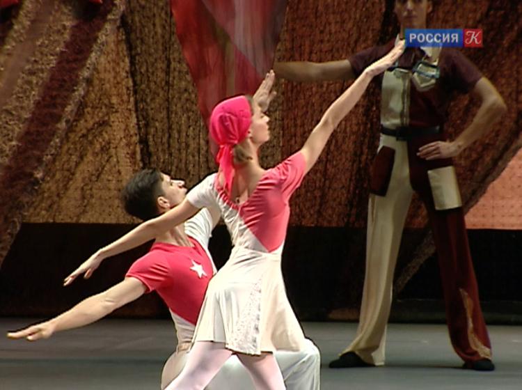 В Большой театр возвращается балет Юрия Григоровича Золотой век - Телеканал Культура