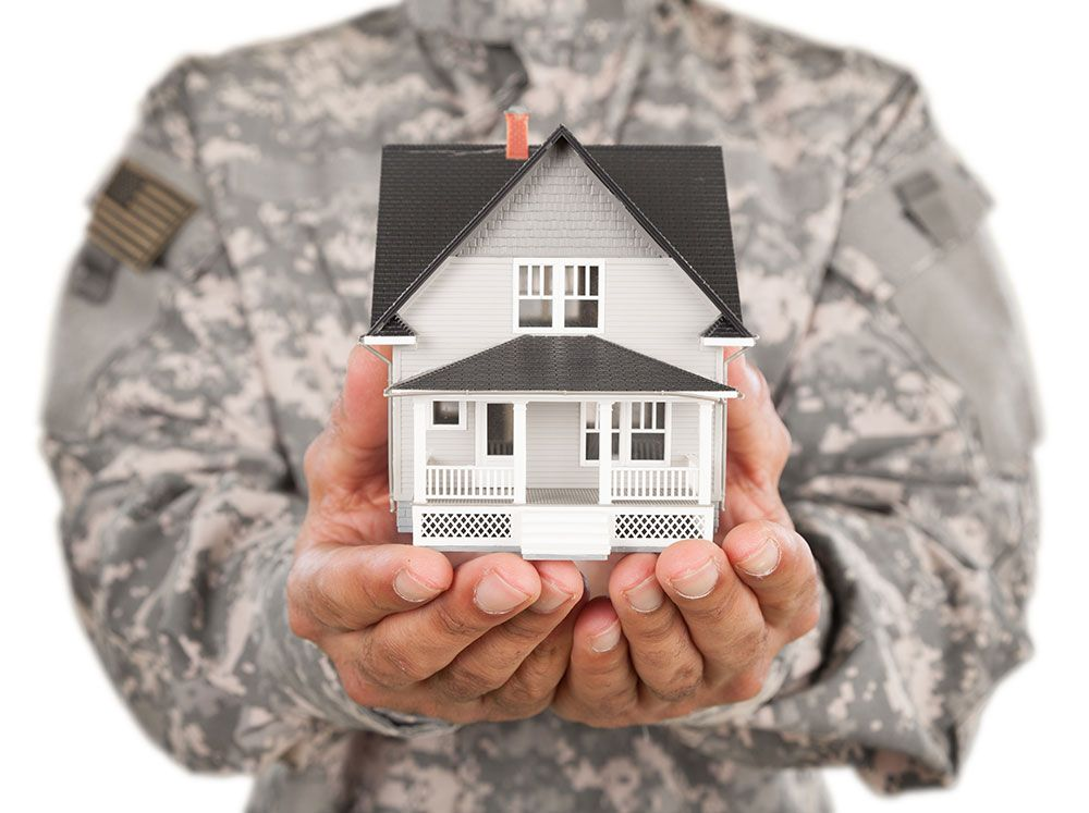 A Va Loan Is A Mortgage Loan Guaranteed By The U S Department Of Veteran Affairs Since Its Creation In 1944 The Va Loa Va Loan Va Mortgages Home Buying Tips