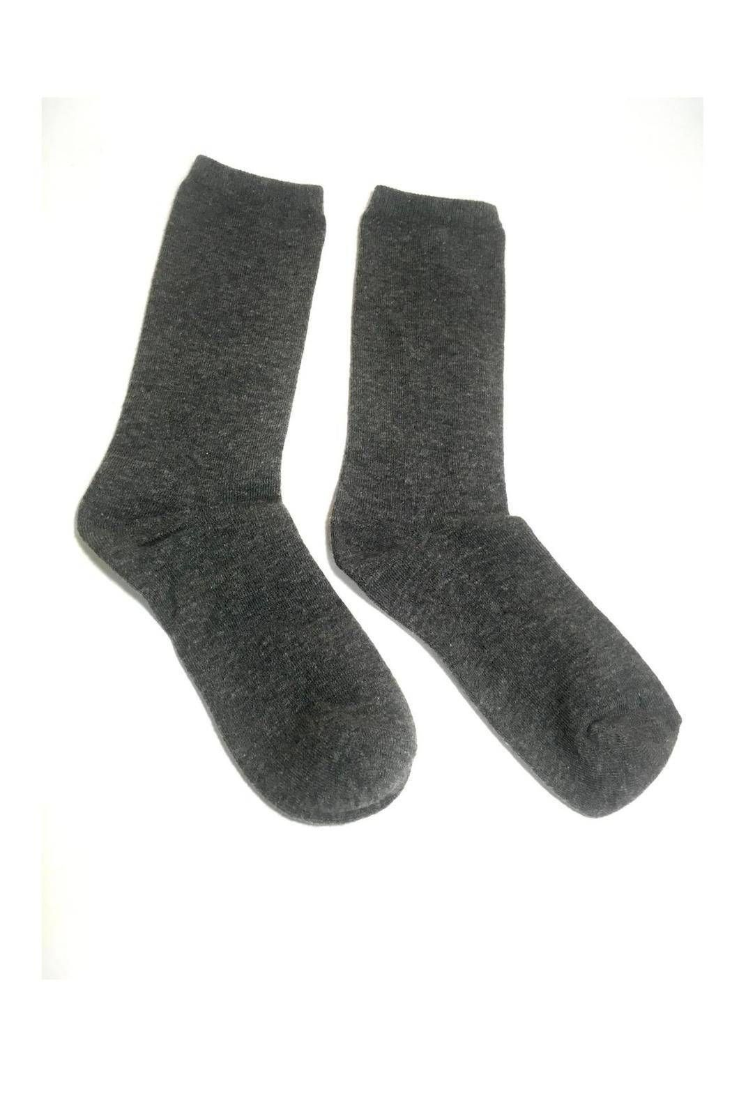 These socks are warm to wear in winter, yet cool enough for summer/ warmer weather. They can also be worn for a business savvy look that requires socks, especially when paired with dorky glasses. Measurement wise, they are 8 inches long from the toe to heel and rise to 8.5 inches from the heel to the calf. The mouth of the sock is 2.5 inches in diameter. The socks are also thin enough to wear with skinny jeans or boots.   Business Savvy Socks by Love's Hangover Creations. Accessories - Socks…