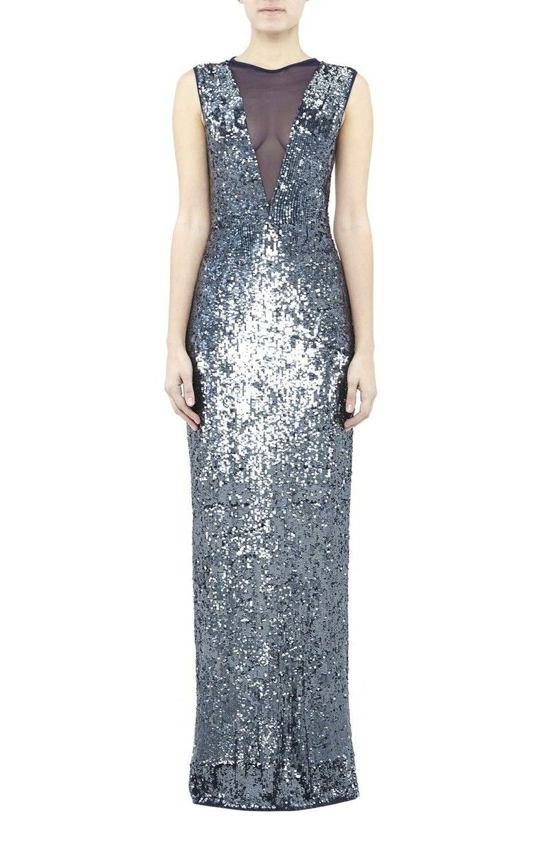 Nicole Miller Daphne Sequin Gown | Style & Clothing | Pinterest ...
