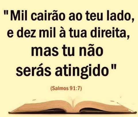 Salmos 91 7 Biblia Sagrada