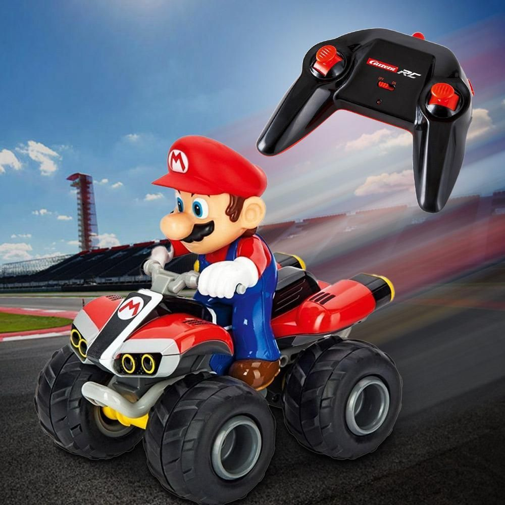 Nintendo Mario Kart Remote Control Racer Nintendo Mario Kart Mario Kart Super Mario Kart