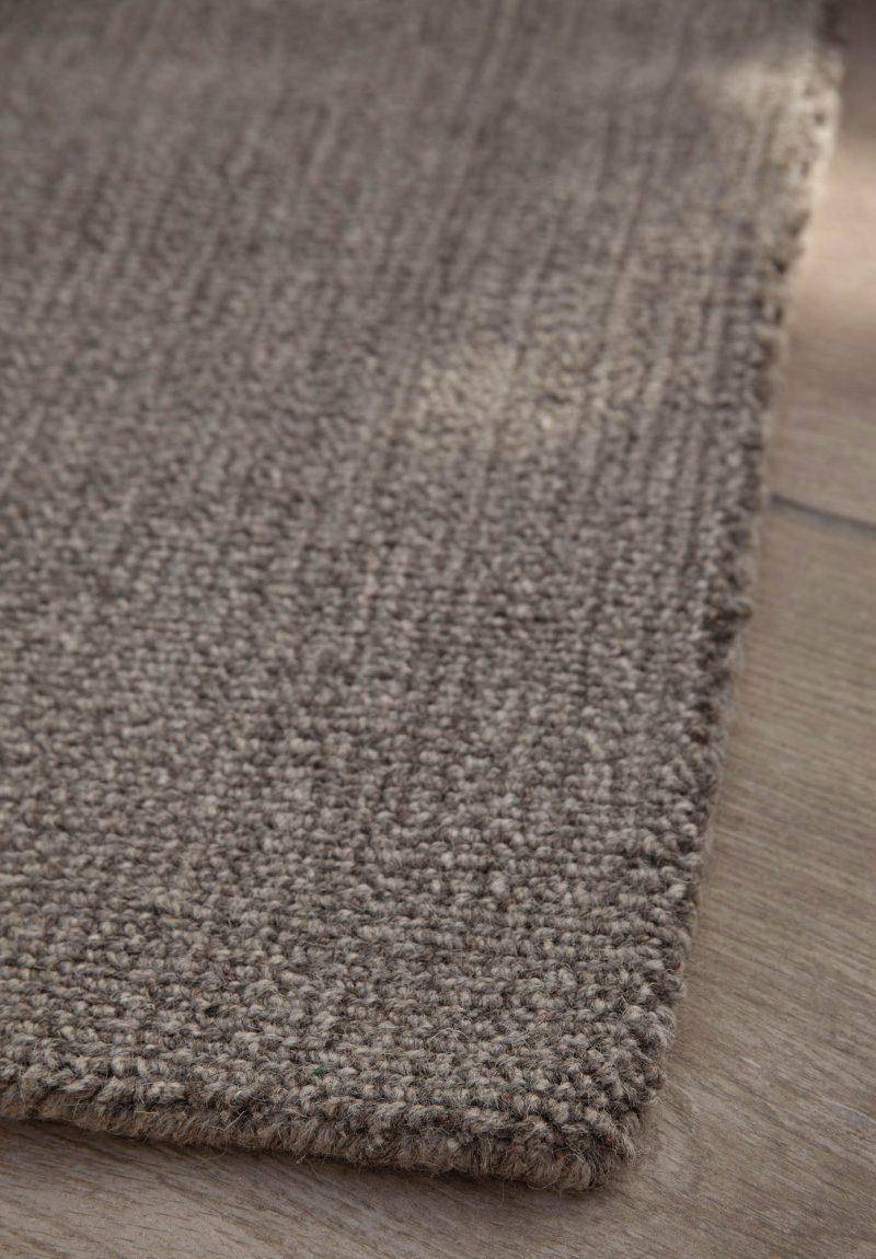 Bedfordshire Natural Wool Loom Hooked Rug Natural Wool Rugs Natural Wool Rugs