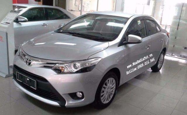 (Tp. HCM) Toyota Vios 2016 động cơ và hộp số mới giá? Trả trước 180tr nhận xe trong 3 ngày   Mua Bán Xe Hơi Giá Tốt Tại Tp. HCM