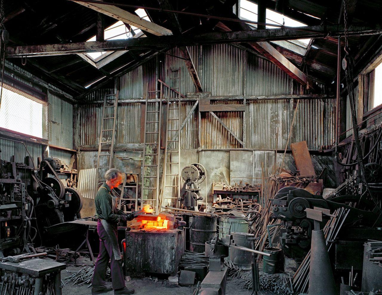 Image result for blacksmith studio