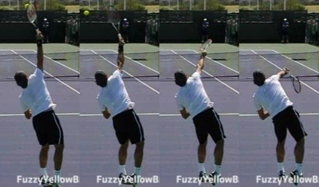 Top Spin Tennis Serve And Pronation How To Master It Feel Tennis Tennis Serve Tennis Lessons Tennis