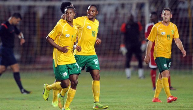 Building blocks in place for Bafana following win over Sudan in Afcon qualifying - News - Kick Off