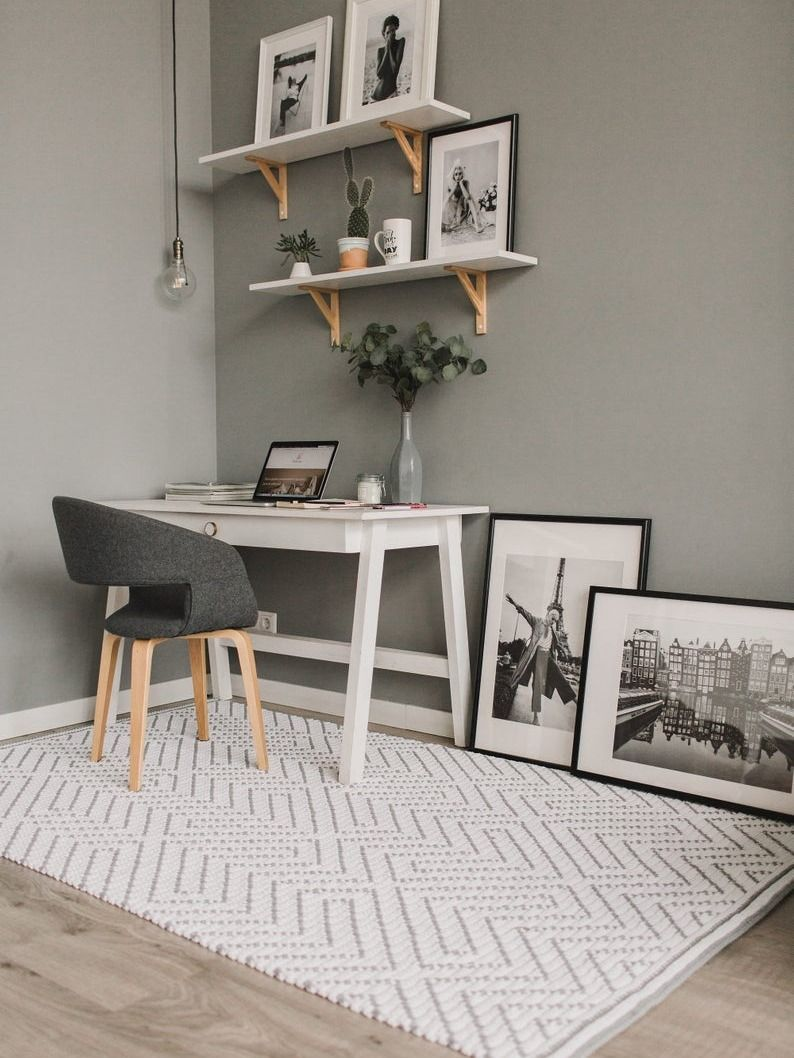 Living Room Interior Design Pdf: Reykjavik Crochet Rug Pattern, Rectangular Rug