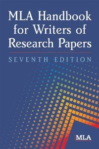 Mla Handbook For Writer Of Research Paper 7th Edition Modern Language Association 9781603290241 Amazon Com Boo Citing A Book Manual These And Dissertation Turabian