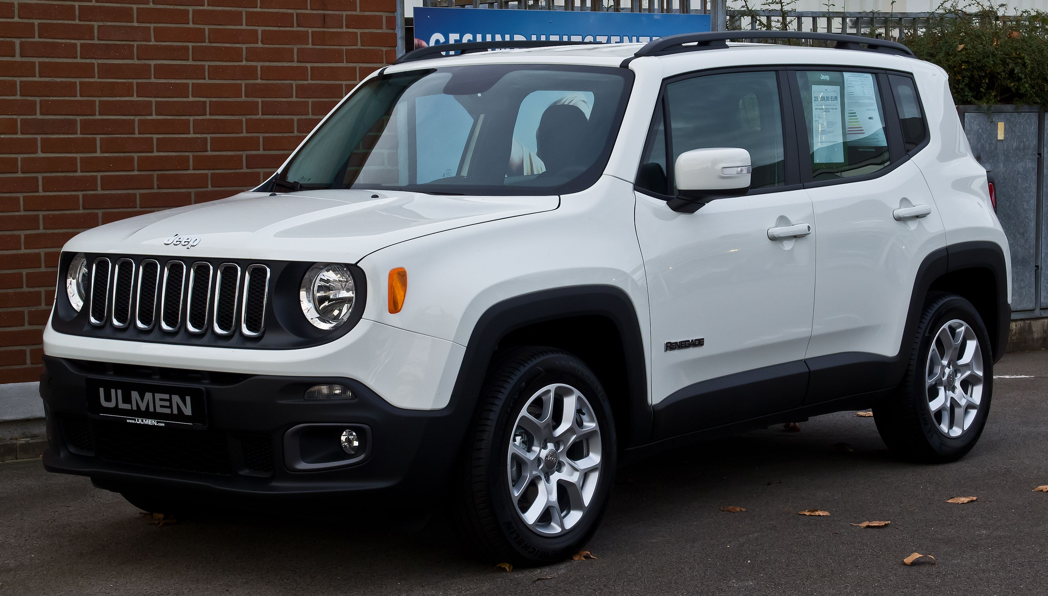 Jeep Renegade Bu Wikipedia The Free Encyclopedia Jeep