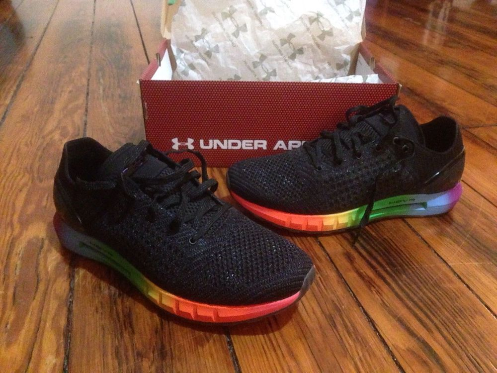 Under Armour Hovr Sonic Pride Edition Running Shoes Men S Size 9 Running Shoes For Men Shoes Mens Running Shoes