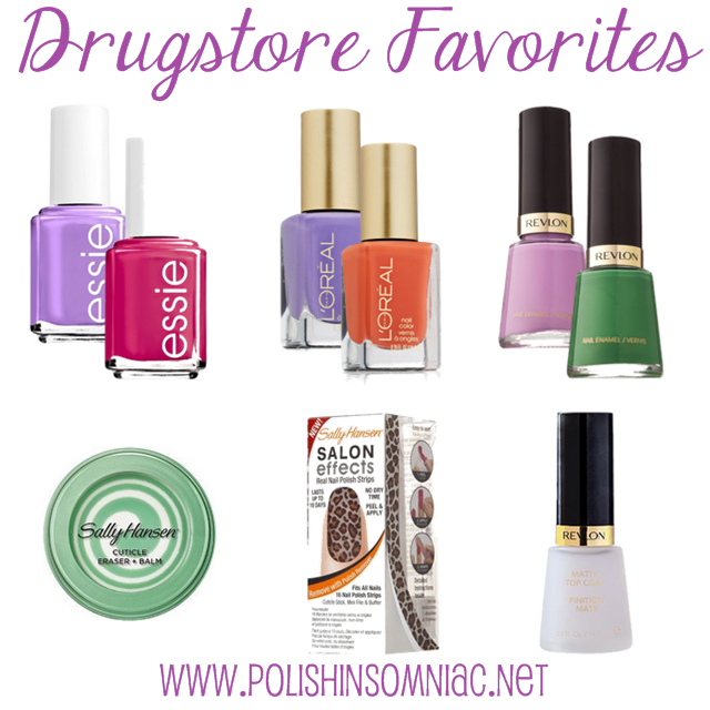 Top 10 Drugstore Products For Hair And Nails