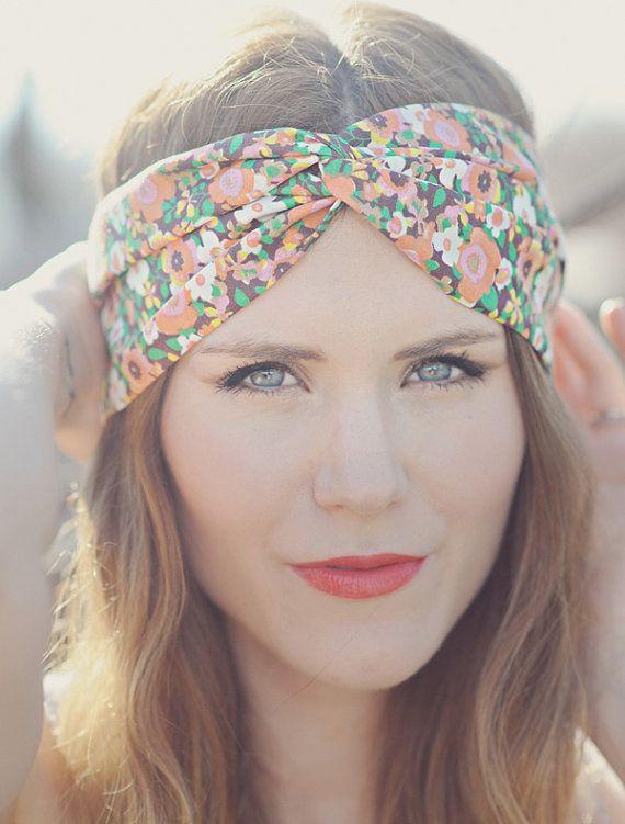 vintage bohemian headbands
