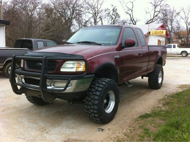Ford F150 Extended Cab 97 03 Ford Trucks F150 Old Ford Trucks Ford F150