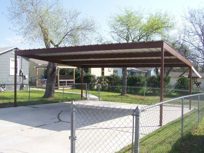 carport selber bauen einen carport aus holz selber bauen einrichtungsideen pinterest. Black Bedroom Furniture Sets. Home Design Ideas