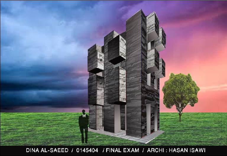 Dina Al-SaeedArchitectural Communication Skills-