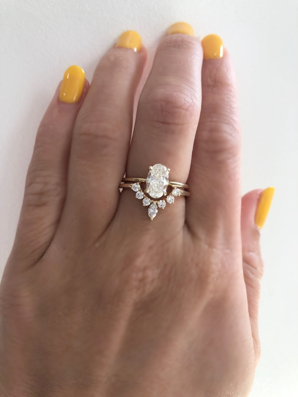 Ulla Band In 2021 Wedding Rings Oval Boho Wedding Ring Wedding Ring Sets Unique