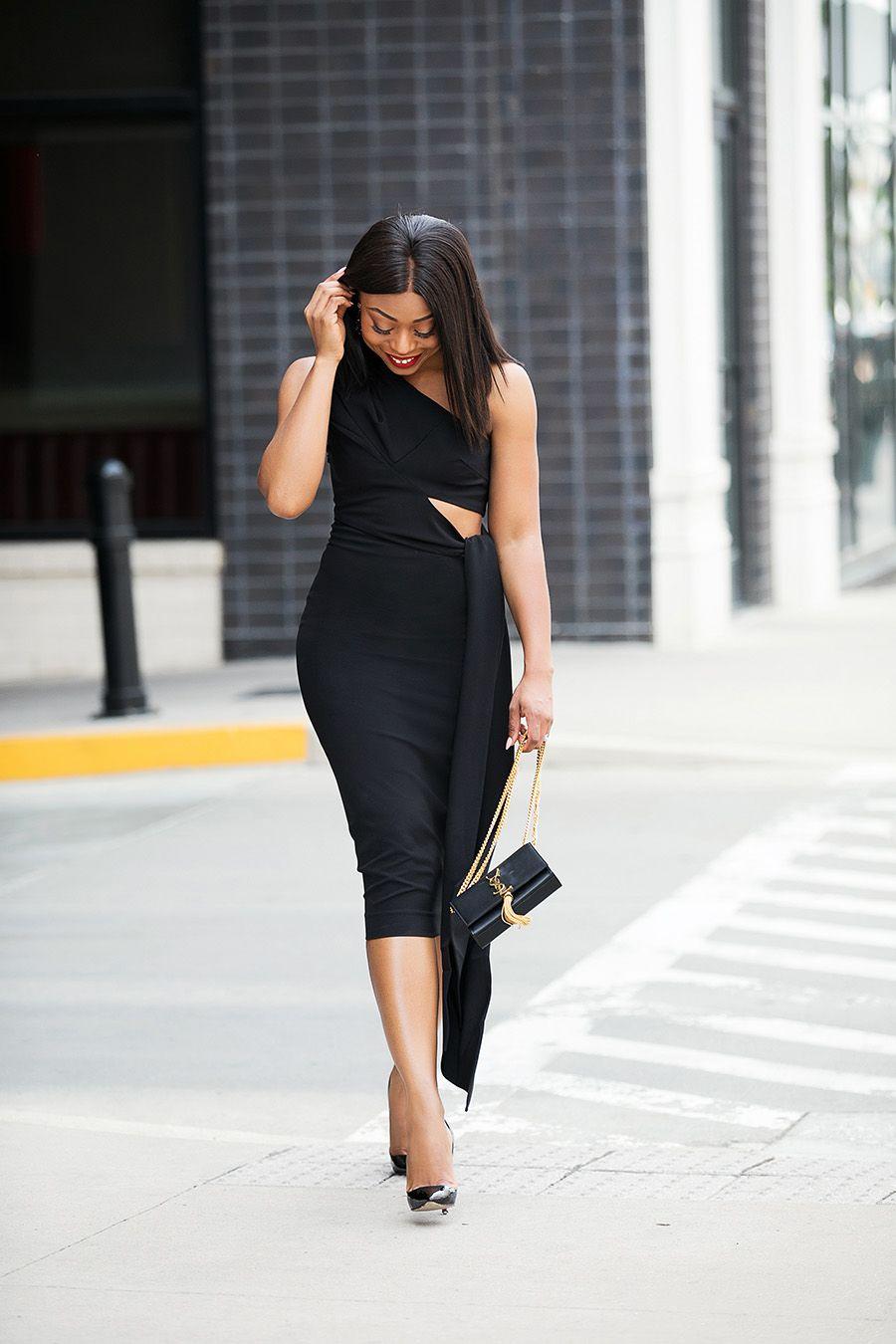 summer wedding, black dress, www.jadore fashion.com   Dresses ...