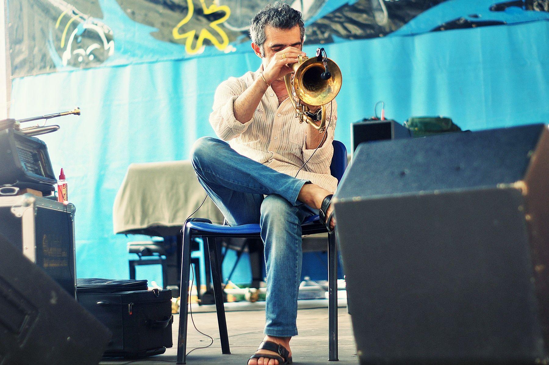 Paolo Fresu al #PerfFest14