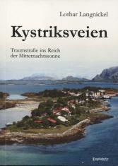 Travel book in German about Kystriksveien. #Kystriskveien #travelguide #Norway #Norwegen