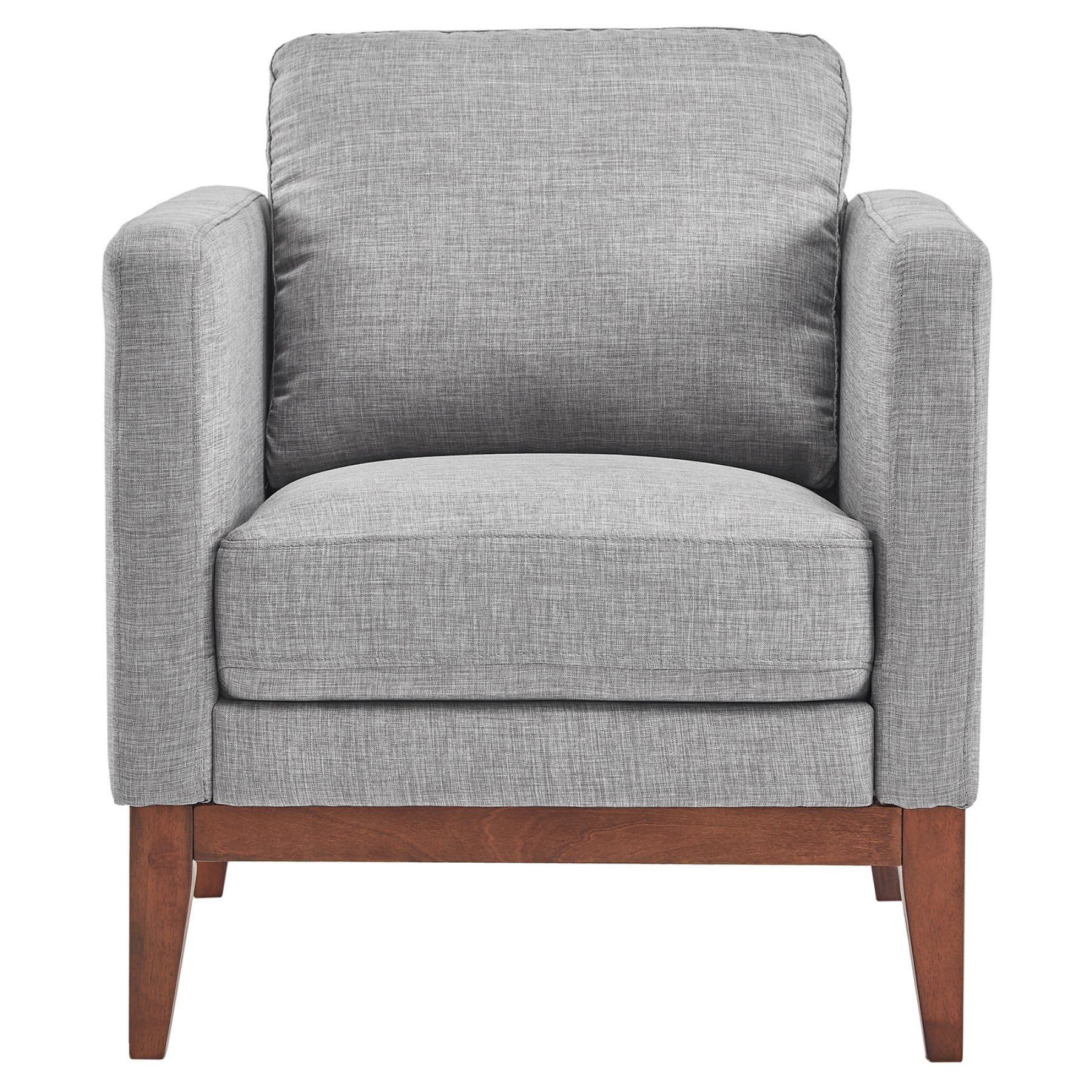 Swell Weston Home Riley Linen Upholstered Accent Chair Products Theyellowbook Wood Chair Design Ideas Theyellowbookinfo